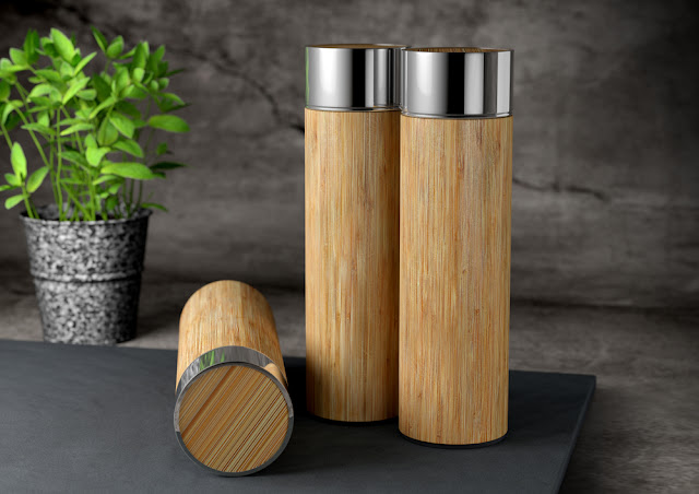 Bamboo Bottle Business in India