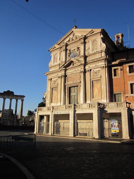 Sights Of Rome 8. Mamertine Prison