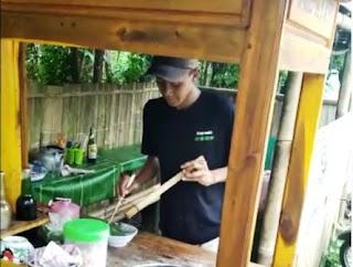 Inspiratif, Anak Penjual Mie Ayam Di Brebes Lolos Jadi Tentara Tanpa Biaya