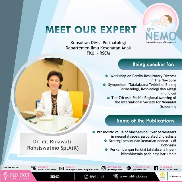 [NEMO: MEET OUR EXPERTS]