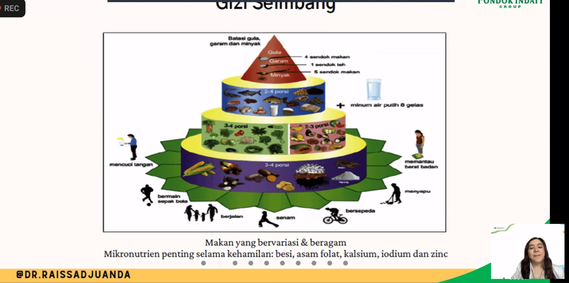 pola diet seimbang