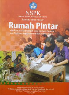 PNF, Pendidikan Masyarakat, Rumah Pintar,