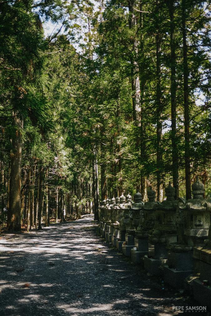 mount koya wakayama japan