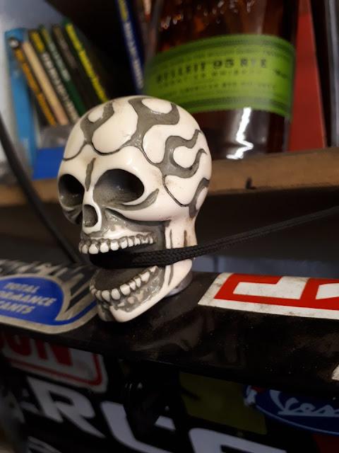 Mercenary Skull