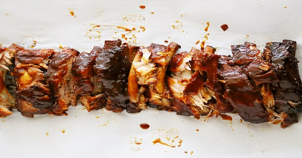 Slow Cooker Root Beer Baby Back Ribs Recipe