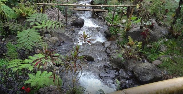 Air terjun tretes wonosalam : Harga tiket masuk, Lokasi dan Fasilitas