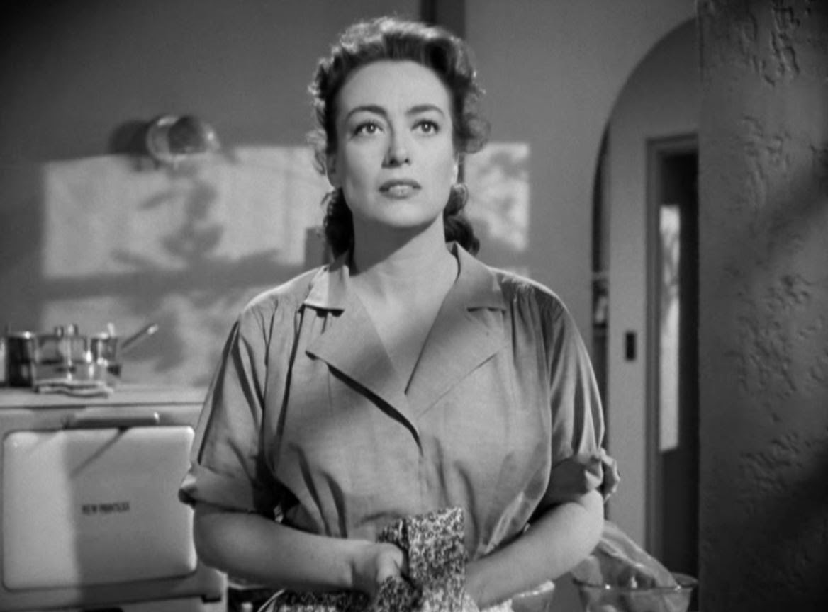 Joan Crawford Mildred Pierce 1945