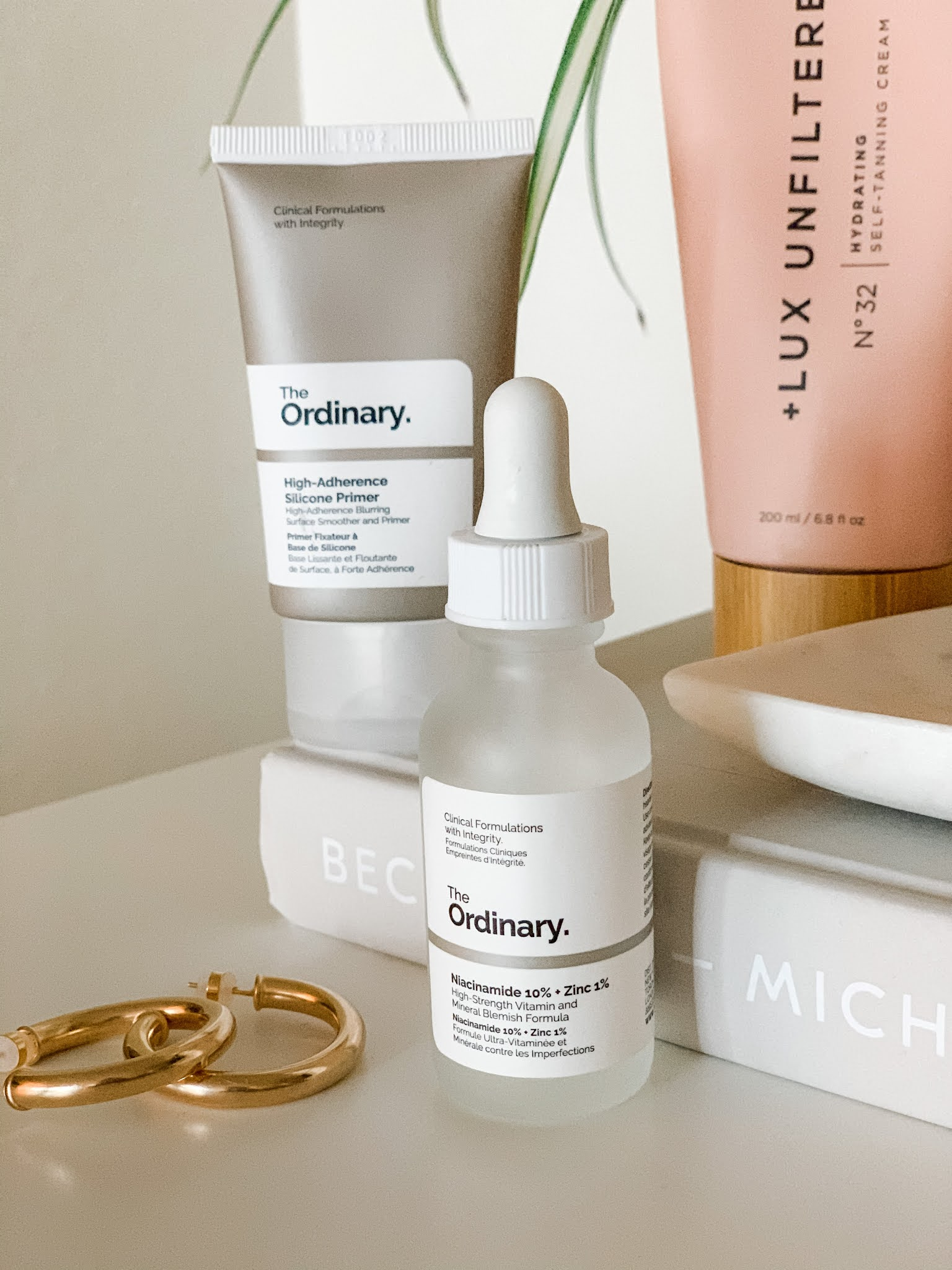My favorite beauty products from The Ordinary