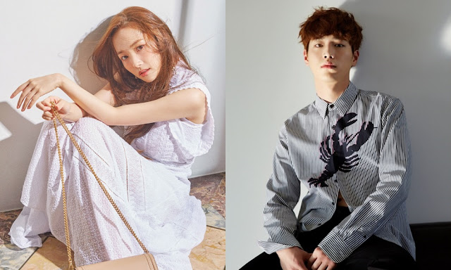 Park Min Young and Seo Kang Joon have been confirmed to star in the same drama.