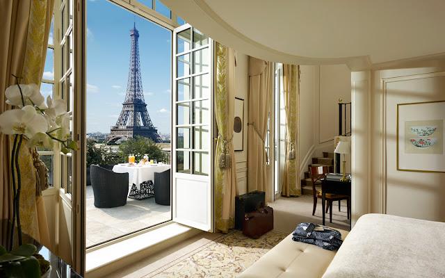 onde se hospedar em Paris e fazer suas reservas