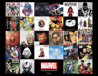 Marvel Hip-Hop Covers