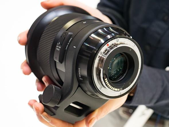 Sigma 105mm f/1.4 DG HSM Art