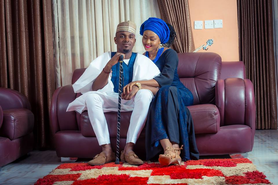 These Beautiful Pre-Wedding Pictures And Love Letter Will Leave You Breatheless!