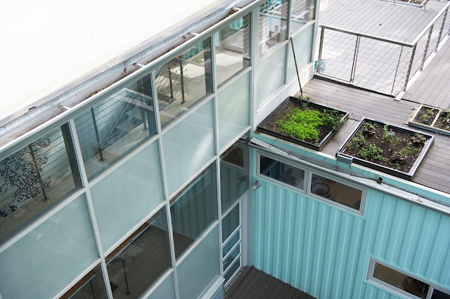 2000 sq ft Shipping Container House, Kansas City, Missouri 12