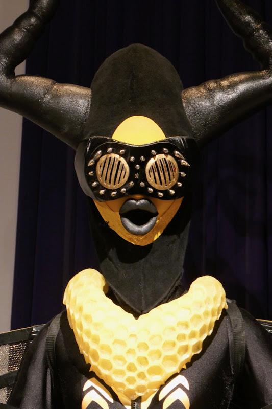 Masked Singer Bee costume mask
