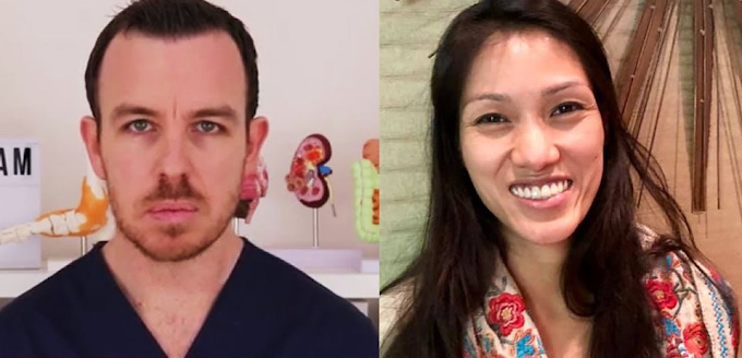 Dr. Farrah Agustin-Bunch filed a case to Dr. Adam Smith - GazeFeed