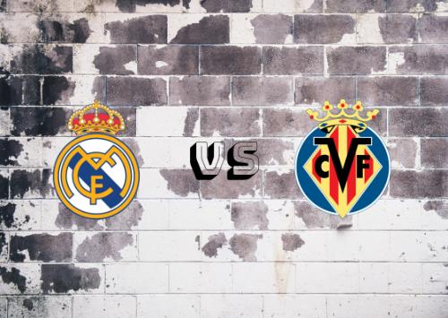 Real Madrid vs Villarreal  Resumen y Partido Completo