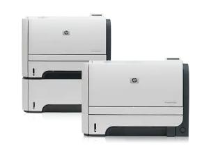 HP LaserJet P2055 Printer Series