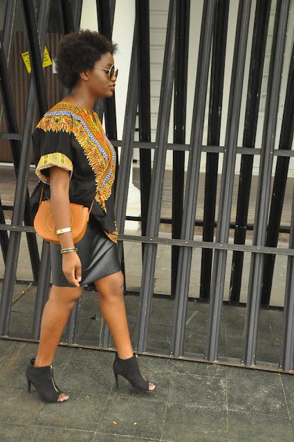 ANKARA SERIES: AFRO MUSE