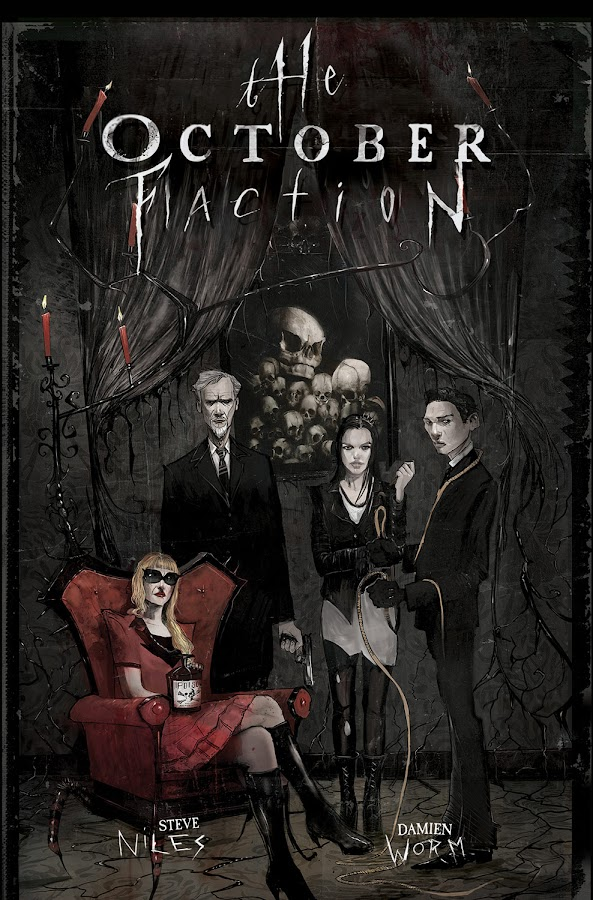 october faction idw