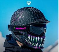 Logo Ruroc: vinci gratis 1 dei 10 caschi della nuova collezione