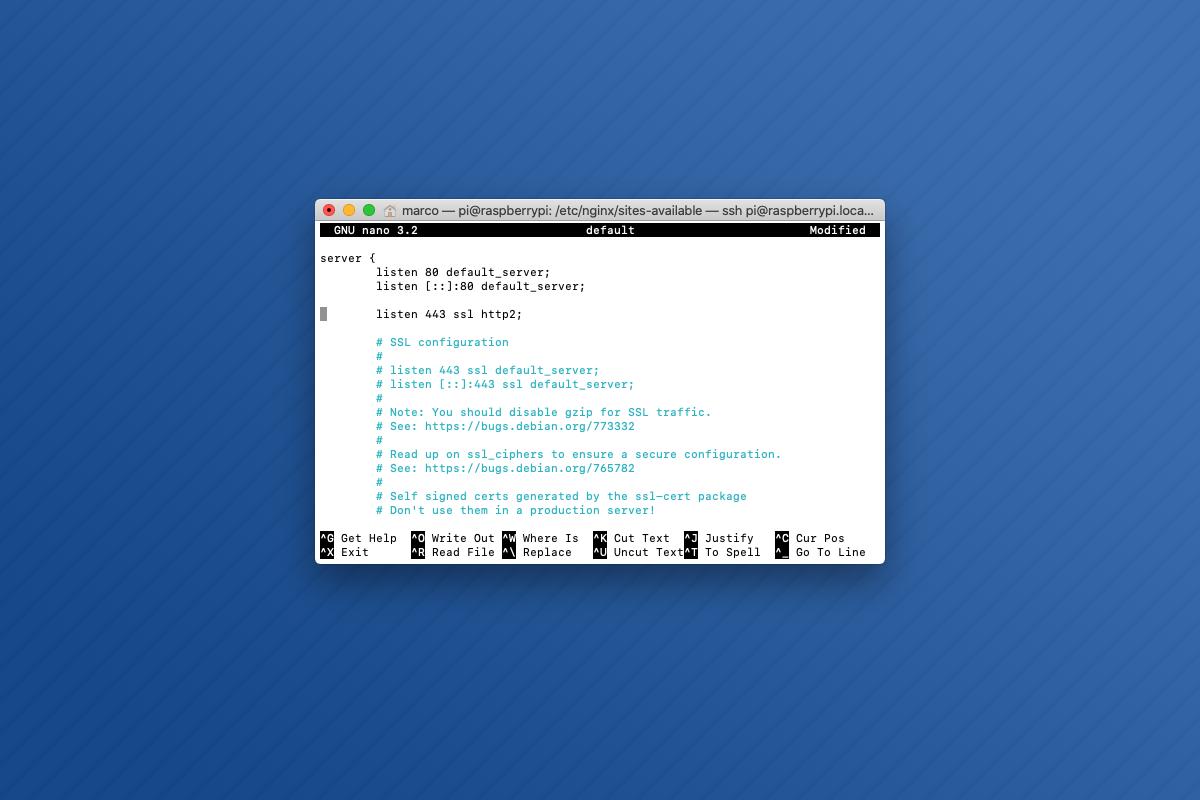 Come aggiornare ad HTTP2
