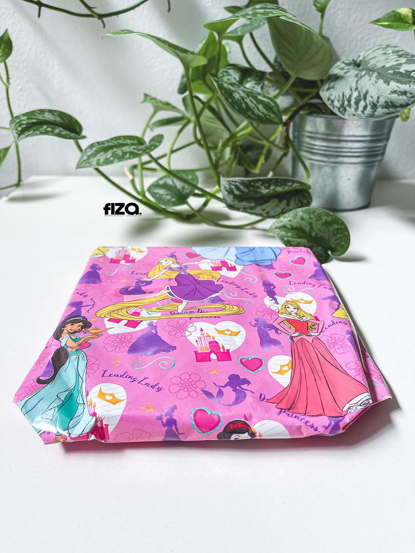 Hadiah Giveaway  Bungkusana Kartun Disney Princess