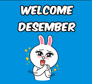 Welcome To Desember 2019 9