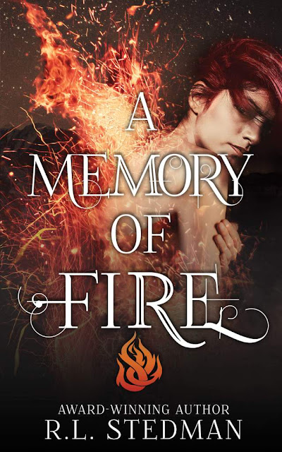 A Memory of Fire (#3 SoulNecklace Stories) RL Stedham - Blog Tour