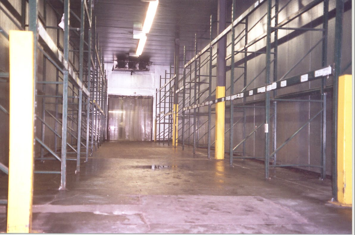 Hawk Distribution Services: Types Of Refrigerated Warehouse