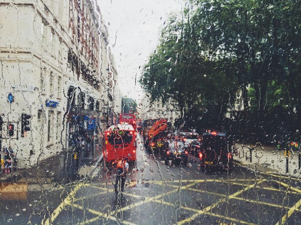 Rainy London Yağmurlu Londra