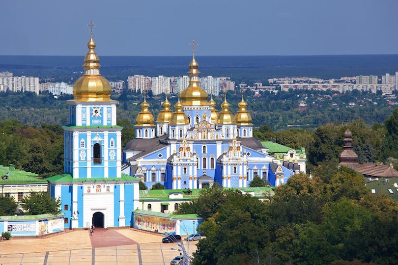 اجمل الاماكن للزيارة في اكرانيا
