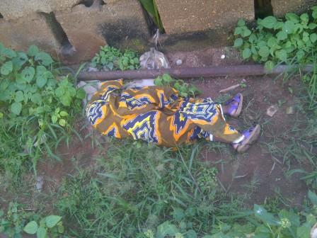 baby falls well abeokuta