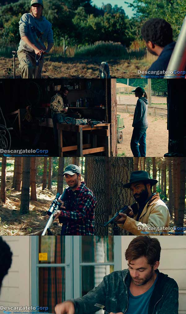 Z for Zachariah HD 1080p Latino