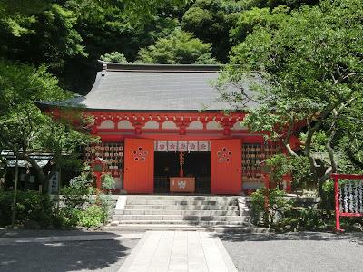 絵柄天神社