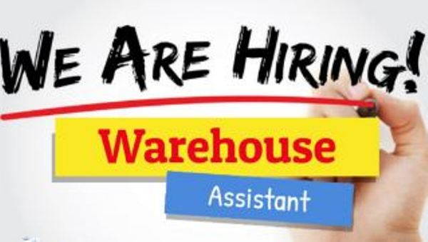 Apply for Warehouse Assistant Jobs