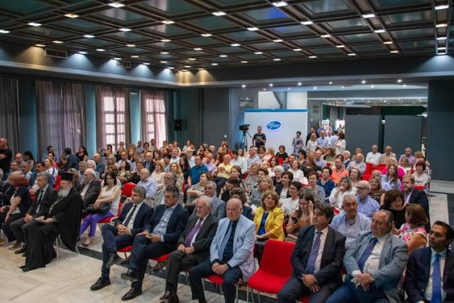 Με μεγάλη επιτυχία το 1ο Συνέδριο Φαρμακοποιών Περιφέρειας Πελοποννήσου (βίντεο)