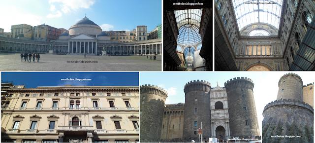 Viaje a Roma: Nápoles