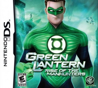 Rom Green Lantern Rise of the Manhunters NDS