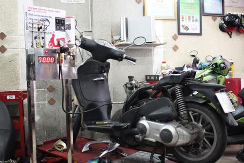 Sửa Xe Piaggio Vespa ở Sài Gòn chuyên nghiệp