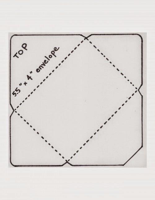 كيف تصنع ظرف من الورق بسيط وجميل بالصور