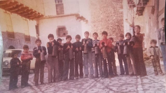 San Antón en Ansó, 1976