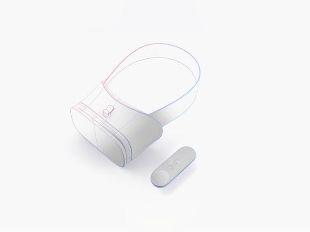 Daydream VR phone