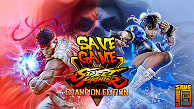 street fighter v save file pc