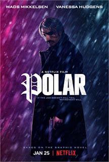 Polar (2019) (English) Movie HDRip | 720p | 480p