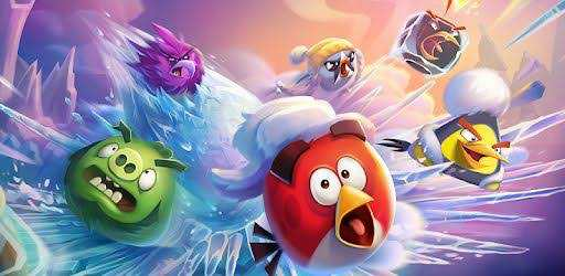 Download Angry Birds 2 Mod Apk Unlimited Gem and Money 2020
