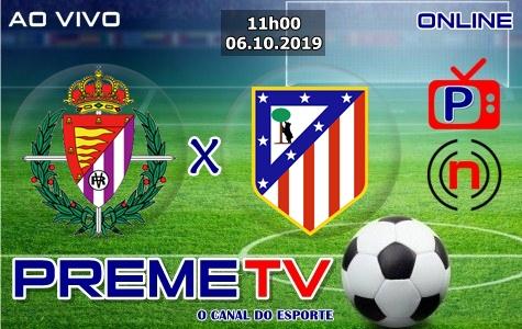 Valladolid x Atletico de Madrid