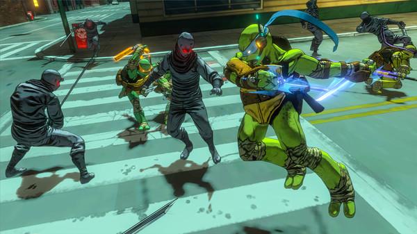 تحميل لعبة سلاحف النينجا الجديدة 2016 Teenage Mutant Ninja Turtles Mutants Manhatt بوابة 2016 14649.jpg