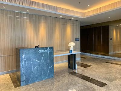 Concierge, Four Points by Sheraton Surabaya
