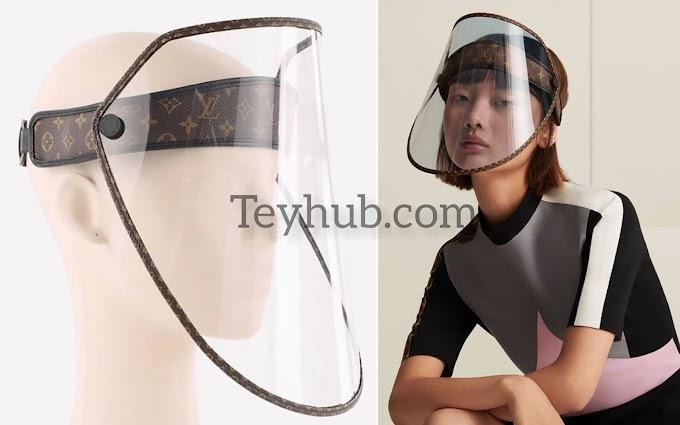 Louis Vuitton Launches $961 Covid19 Face Shield